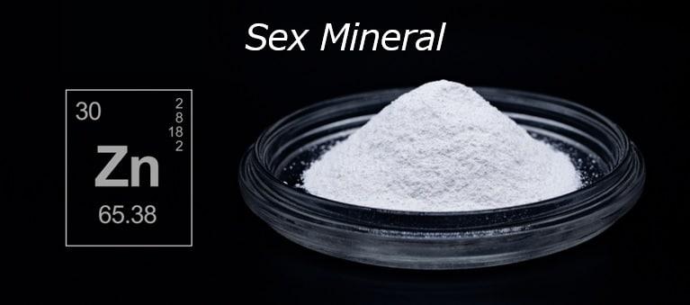 牡蠣に大量に含まれる亜鉛はセックスミネラルと呼ばれるくらい精力アップに効果あり。