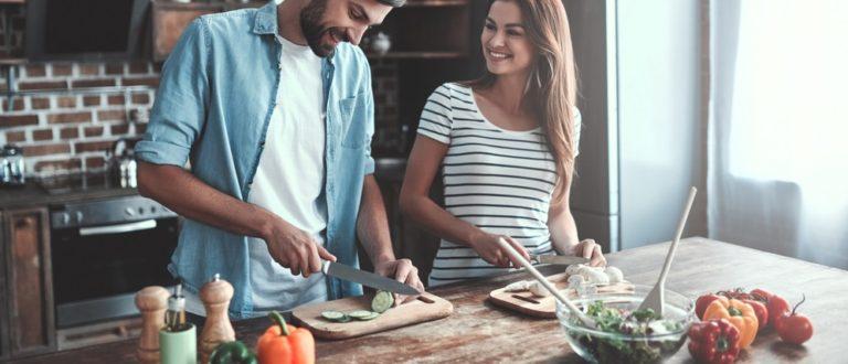 健康的な食生活を維持することも中折れの対策には重要。