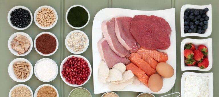 アルギニンを豊富に含む食材