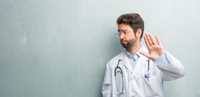 医師が反対