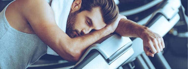 筋肉疲労の軽減