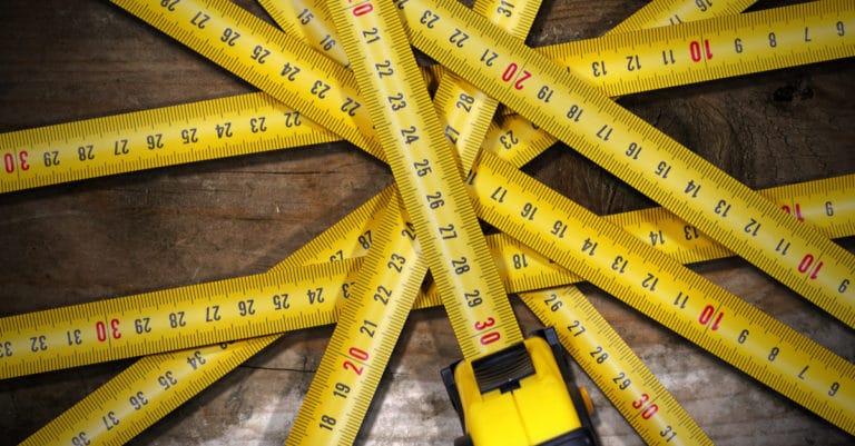 正しい測定の仕方