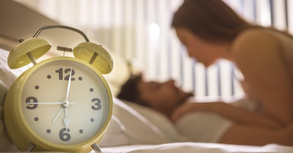 セックスの平均時間