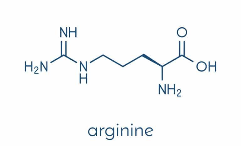 アルギニンの化学組成式。アルギニンとはなに?