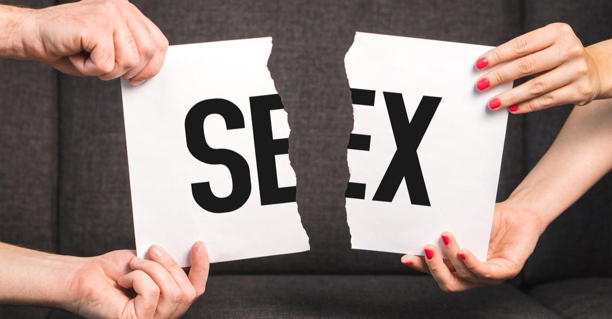 NO SEX