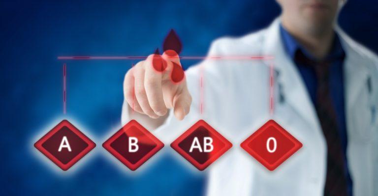 血液型の種類