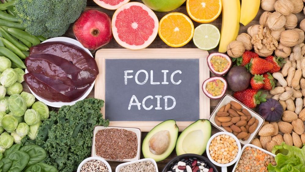 葉酸を含む食材一覧