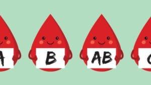 血液型一覧