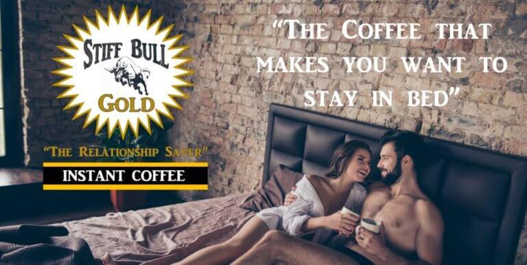 Stiff Bullコーヒー