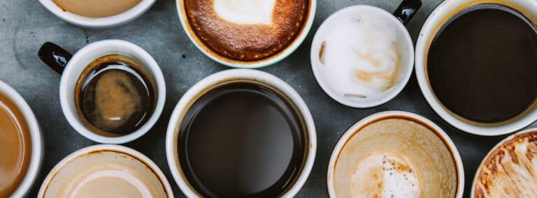 カフェインを多く含む飲み物