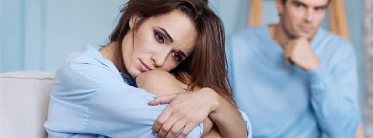 早漏は女性を憂鬱な気分にさせる可能性があります。それは、物質的な話ではなくどちらかというと精神的な面で影響がでます。