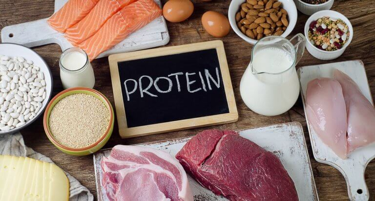プロテインとはタンパク質の事
