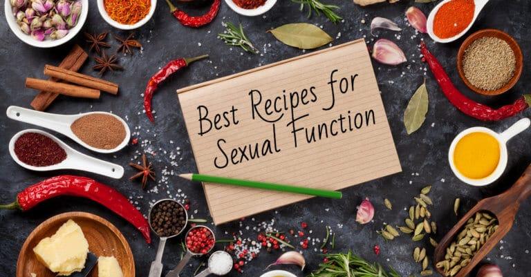 精力向上レシピ