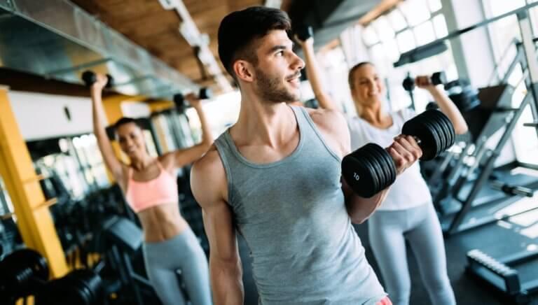 外出して運動する習慣