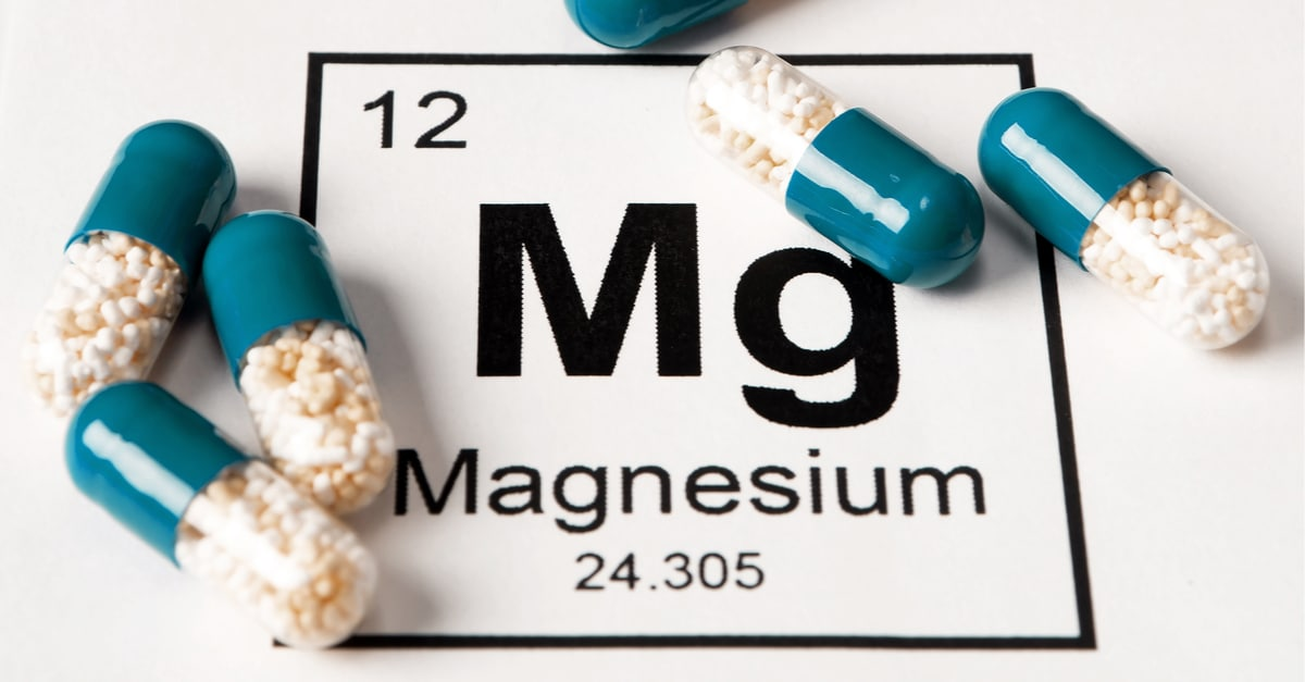 効果 マグネシウム