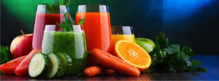 野菜ジュースに精力向上効果はある?