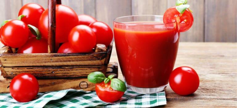 トマトジュースでも効果はある?