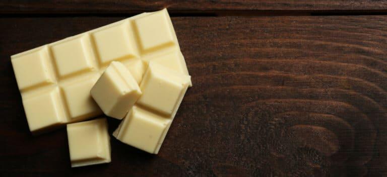 ホワイトチョコレートは効果がない