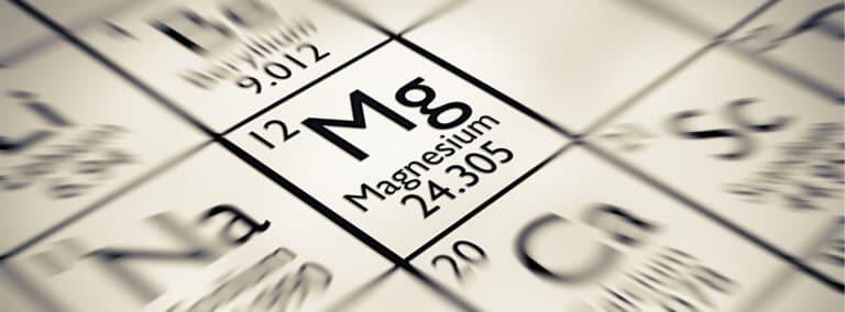 マグネシウムの副作用