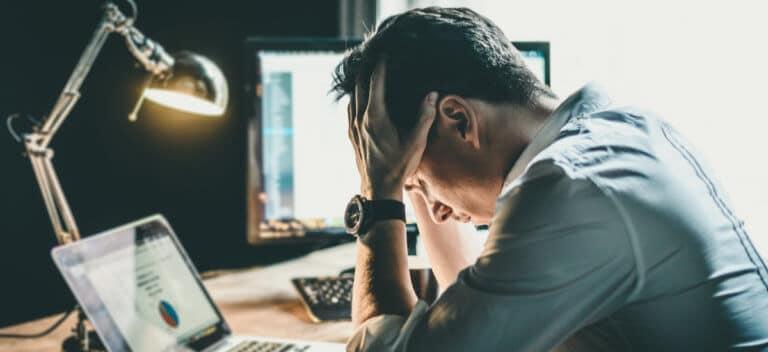 ストレスはハゲる原因
