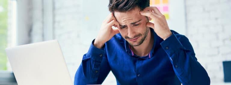 ストレスが溜まりやすい30代
