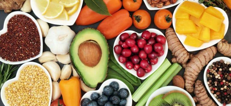 満足な栄養素の確保