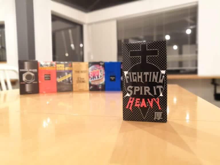 Fighting Spirit Heavy
