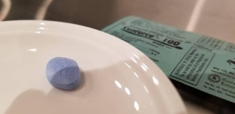 センフォースの錠剤