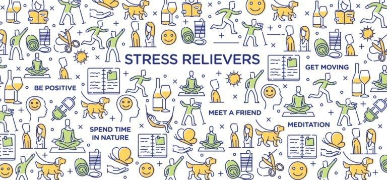 ストレス緩和
