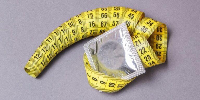 コンドームのサイズ