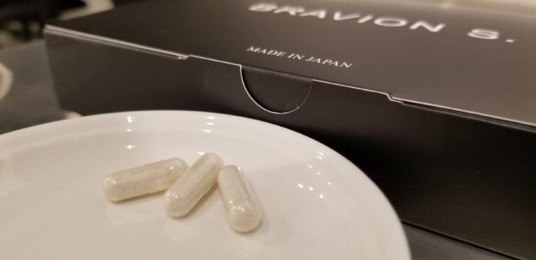 ブラビオンSの錠剤