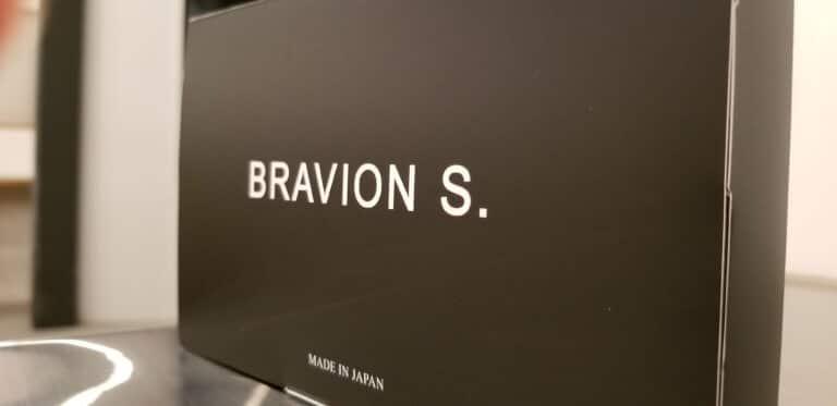 ブラビオンSのパッケージ