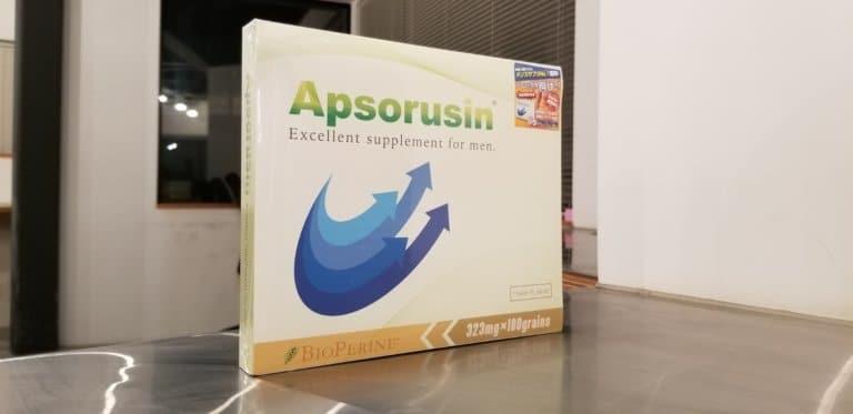 アプソルシンのパッケージ