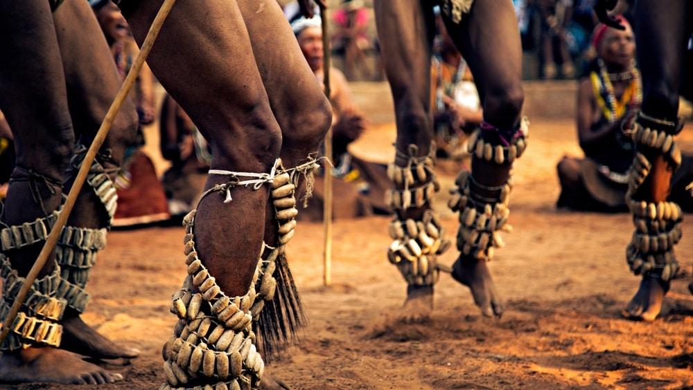 アフリカの村