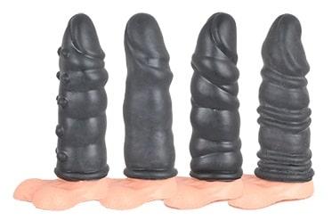 イボイボのペニスサックの種類
