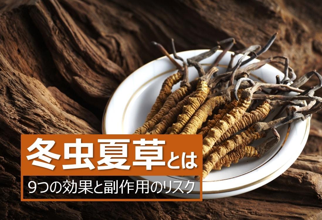 冬虫夏草の効果と副作用