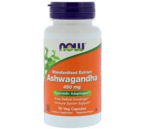 now foods ashwaganda