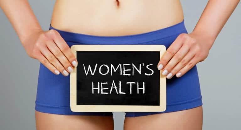 女性の性器の健康状態