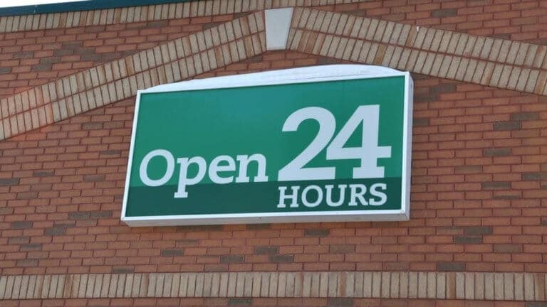 24時間対応