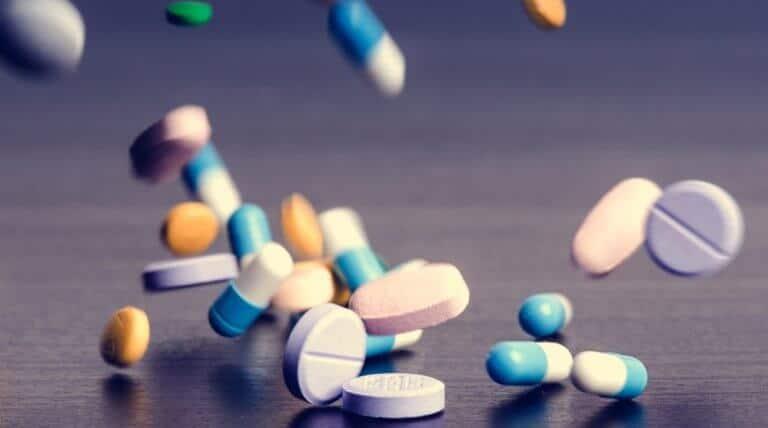 医師から処方された薬