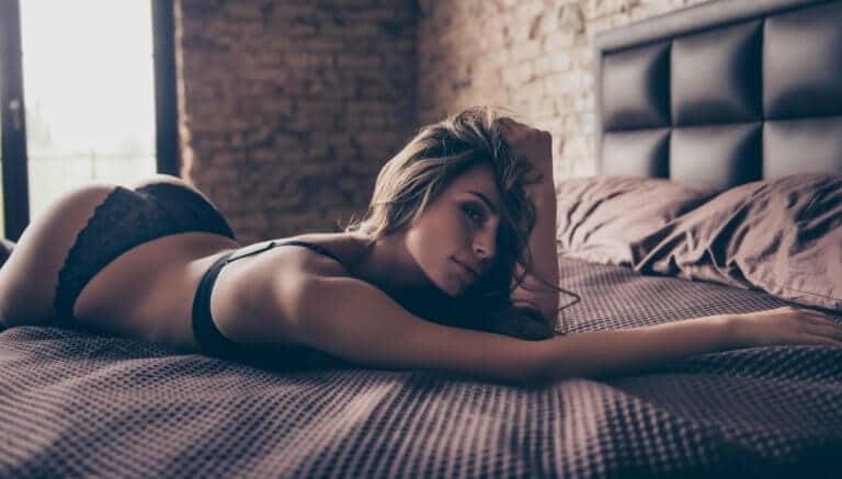 性欲が強い女性