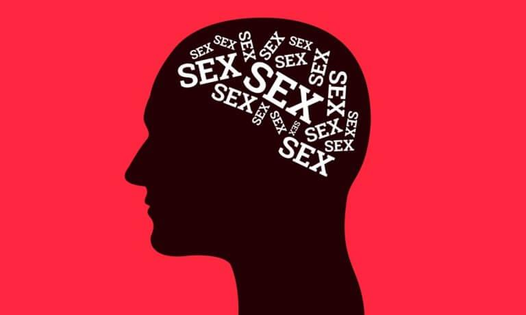 セックス依存症男性の脳