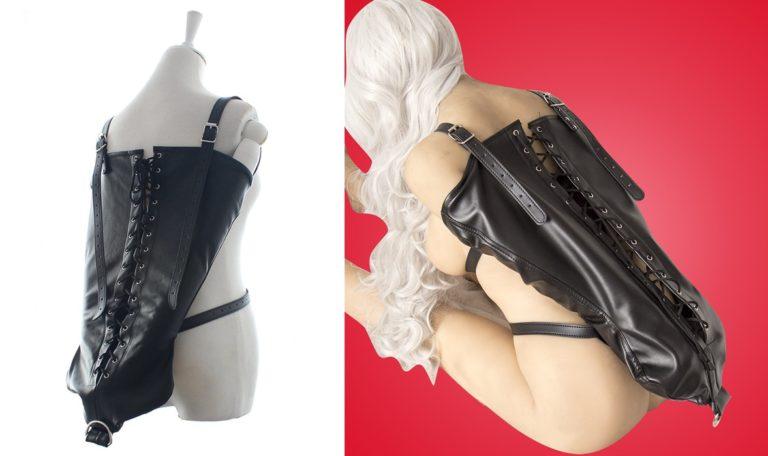 秘密の恋人アームバインダー手枷BDSM拘束具
