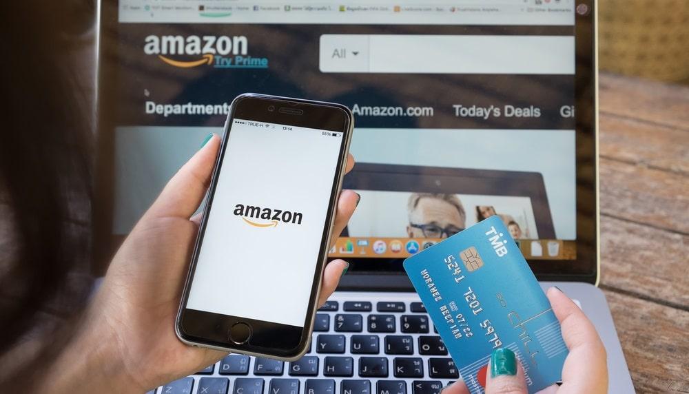 Amazon等の大手通販サイト