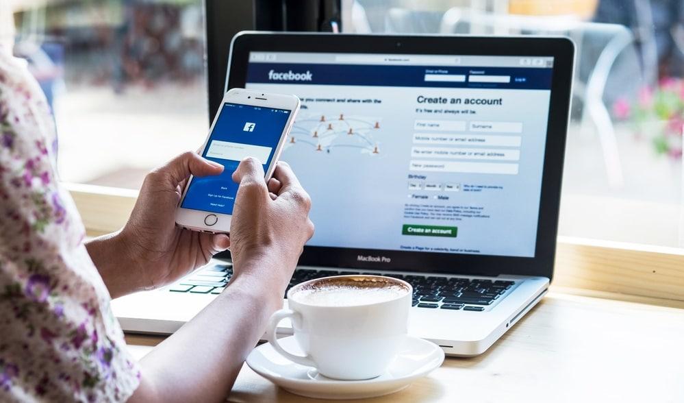 Facebookの利用者