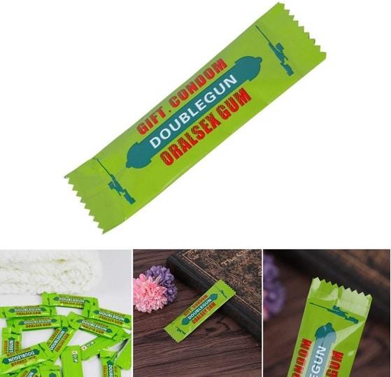 Manyao アダルトラテックス避妊コンドームキャンディパッケージトリッキーゲームクリエイティブギフト