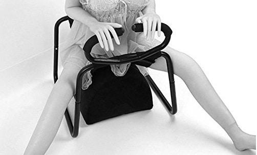 秘密の恋人SMセックス ソファー ステンレス鋼拘束具