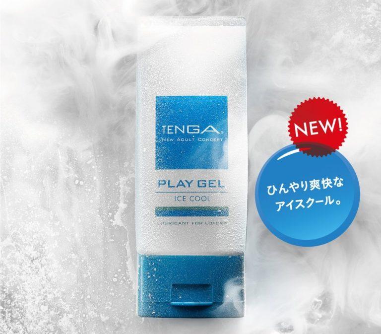 TENGA PLAY GEL ICE COOL テンガ プレイジェル アイスクール【限定ローション】