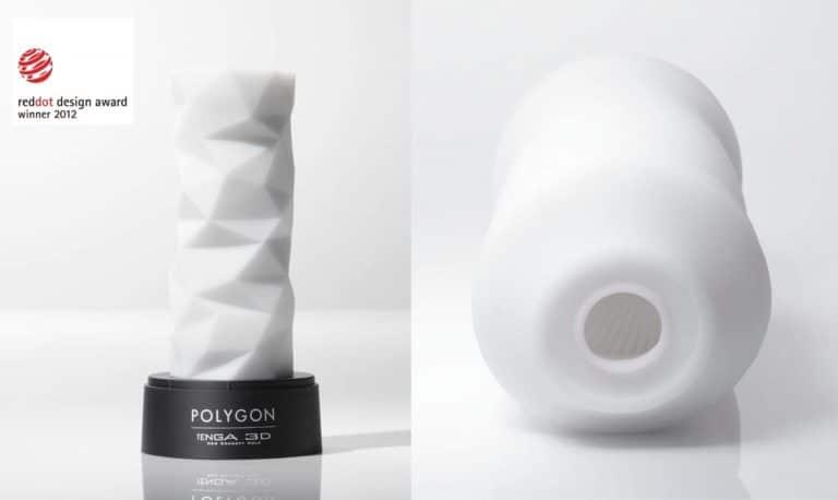 テンガ TENGA 3D POLYGON ポリゴン 繰り返しタイプ