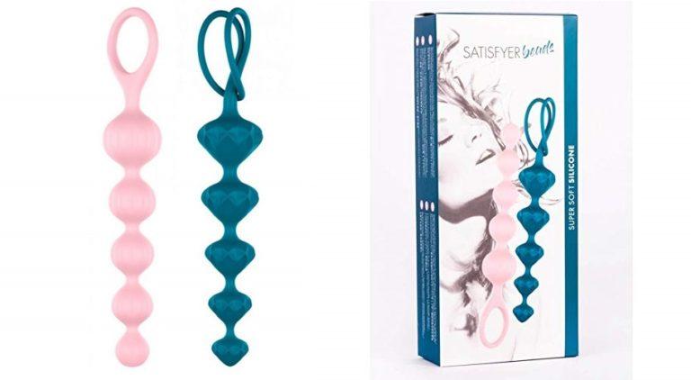 サティスファイヤービーズ カラーSatisfyer Beads Colored